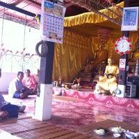Photo taken at วัดทรงศิลา by Praew P. on 3/27/2016