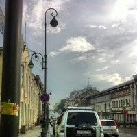 Photo taken at Алеутская улица by Alena G. on 6/17/2013