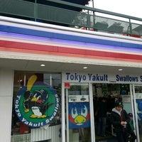 4/2/2016にHiroshi Y.が東京ヤクルトスワローズOfficial Goods Shop つば九郎店で撮った写真
