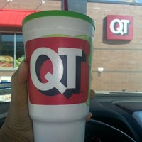 Photo taken at QuikTrip by corrie c. on 7/12/2013