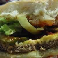 Photo taken at Burger King by Fujita N. on 8/27/2014