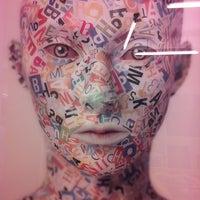 Photo taken at Galerie RTR by Jonn V. on 4/19/2014