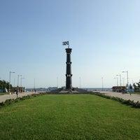 Снимок сделан в Парк 300-летия Санкт-Петербурга пользователем Катерина Ш. 7/12/2013