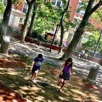 Photo taken at Sara Delano Roosevelt Park Playground by @cfnoble on 6/2/2013