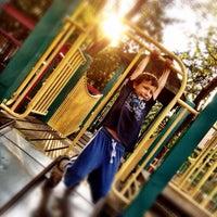 Photo taken at Sara Delano Roosevelt Park Playground by @cfnoble on 12/5/2012
