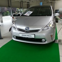 Photo taken at toyota kortrijk by Luc L. on 7/2/2013