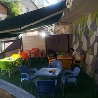 Photo taken at Dolunay Cafe by Oğuzhan K. on 6/22/2013