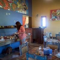 Photo taken at Pousada Vila Tamarindo Eco Lodge by Renato S. on 12/23/2013