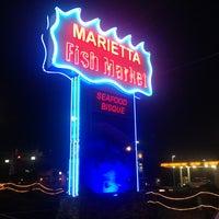 Photo taken at Marietta Fish Market by Hannah K. on 9/13/2013