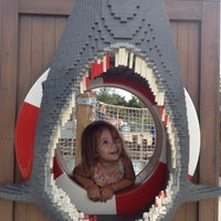 Photo taken at LEGO® City by Junior H. on 9/24/2012