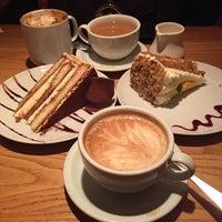 Photo taken at Pastiche Fine Desserts & Café by Kat3ynah H. on 11/2/2014