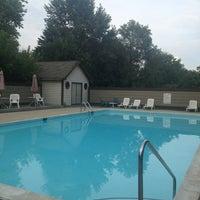 Photo taken at Glengarry Pool by Kari L. on 7/23/2013