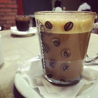 Photo taken at Brazilian Coffee Houses by Rabab K. on 10/16/2014
