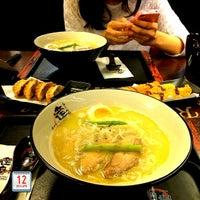 Photo taken at Daruma Ramen House 達磨日本拉麵 by Gary B. on 4/12/2014