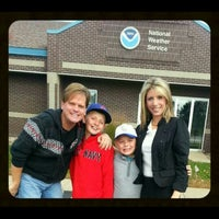 Photo taken at National Weather Service by Ken K. on 10/18/2014