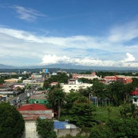 Photo taken at Tune Hotels Davao by Stephanie Y. on 5/22/2014