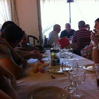 Photo taken at Restaurant La Conreria by David P. on 6/16/2013