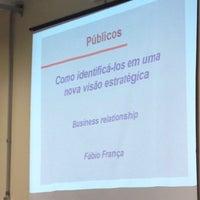 Photo taken at Prédio 74 by Fernanda T. on 7/4/2013