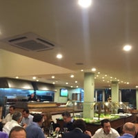 Photo taken at Bufalo Grill by Melih D. on 12/2/2015