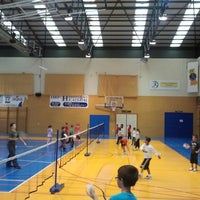 Foto tomada en Polideportivo Municipal Arroyo de la Miel por Cristina C. el 9/29/2012