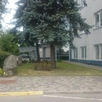 "Photo taken at RP SIA ""Rīgas satiksme"" administrācijas ēka by Iva . on 6/14/2016"