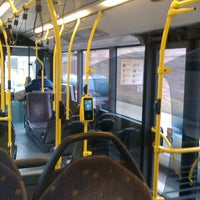Photo taken at Bus 360 Geldenaken > Tienen by Sebastiaan V. on 11/30/2014