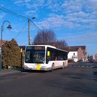 Photo taken at Bus 360 Geldenaken > Tienen by Sebastiaan V. on 2/15/2015