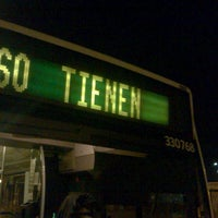 Photo taken at Bus 360 Geldenaken > Tienen by Sebastiaan V. on 2/13/2015