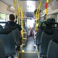Photo taken at Bus 45 Hasselt > Maaseik / Maastricht by Sebastiaan V. on 8/16/2014