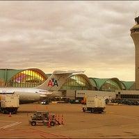 Photo taken at Lambert-St. Louis International Airport (STL) by Forrest B. on 10/18/2012