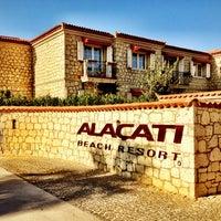 Das Foto wurde bei Alaçatı Beach Resort von mustafa + am 7/15/2013 aufgenommen