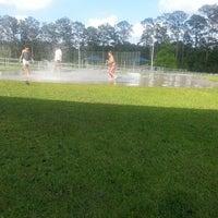 Photo taken at Clark Park by Kimberly Ann V. on 5/22/2014