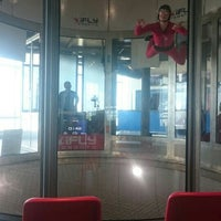 Photo taken at Ifly Skydiving by Simon F. on 8/4/2015