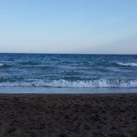 Photo taken at Zuga Beach Club by Mehmet on 6/9/2013