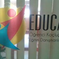 Photo taken at Educa by Umut C. on 7/11/2013