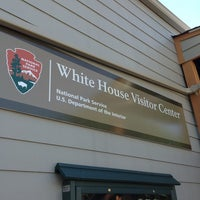 Photo taken at White House Visitor Center by Gioconda B. on 6/4/2013