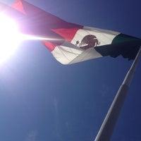 Photo taken at Parque Guanajuato Bicentenario by  Arys L. on 11/21/2012
