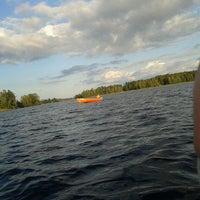 Photo taken at Остров бегемот by Петр Д. on 9/6/2014