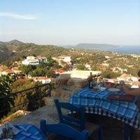Photo taken at Kastro Restaurant by Sofia P. on 8/4/2014