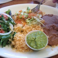 Photo taken at Zapata Mexican Grill by Bill K. on 4/17/2013