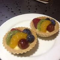 Photo taken at la Madeleine Country French Café by Ciara L. on 6/26/2013