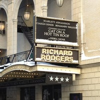 2/9/2013にCallie W.がRichard Rodgers Theatreで撮った写真