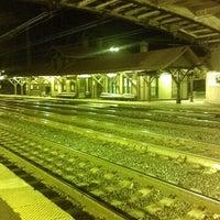 Photo taken at SEPTA Overbrook Station by Nolan H. on 8/24/2013