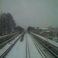 Photo taken at SEPTA MFL 46th Street Station by Nolan H. on 1/25/2014