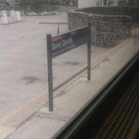 Photo taken at Inbound Platform by Nolan H. on 4/28/2013
