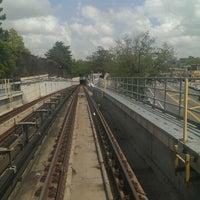 Photo taken at SEPTA MFL 46th Street Station by Nolan H. on 5/15/2014