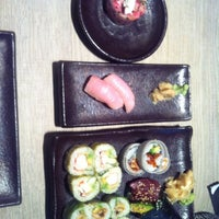 Photo taken at Sushi Shop by Xristina X. on 8/6/2013