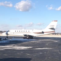 Photo taken at Lancaster Airport (LNS) by Theresa on 1/5/2018