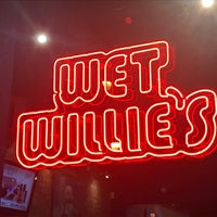 Photo taken at Wet Willie's by Theresa on 11/24/2017
