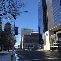 Photo taken at Downtown Newark by Theresa on 2/18/2018